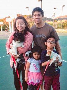 MIKA MANZO & FAMILY