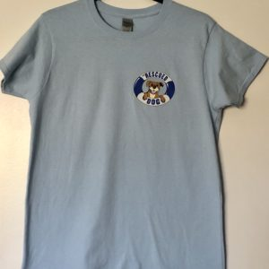 Women's Blue T-Shirt
