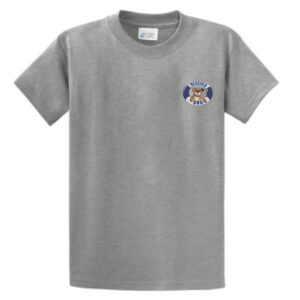 Unisex Grey T-Shirt